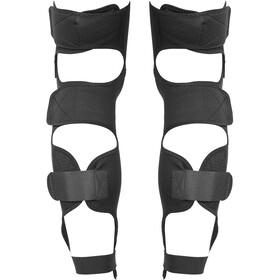 TSG Temper A 2.0 Protezione ginocchio-stinco, nero